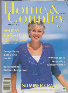 Front cover Home & Country