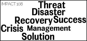 Impact 108 Crisis Management Cumbria 2