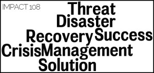 Impact 108 Crisis Management Cumbria